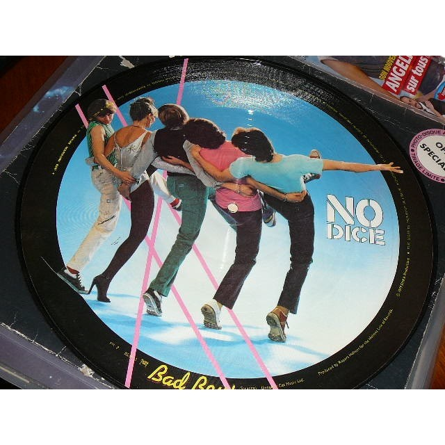 NO DICE come dancing - bad boys (picture disc)