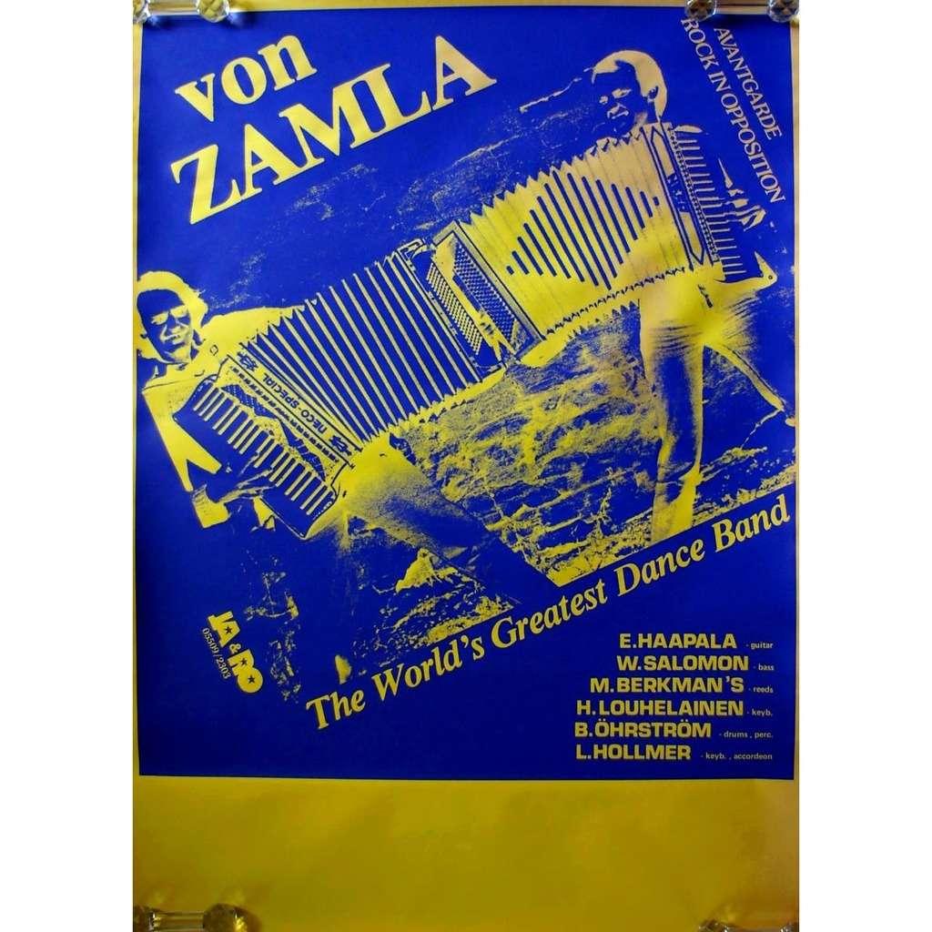 VON ZAMLA (Lars Hollmer) affiche