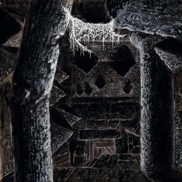 TRIUMVIR FOUL Spiritual Bloodshed. Black Vinyl