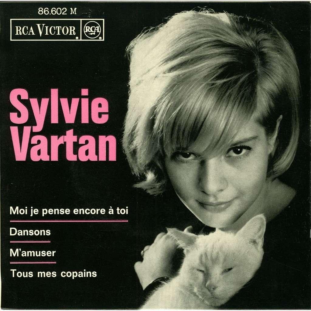 Vartan Sylvie Moi Je Pense Encore A Toi