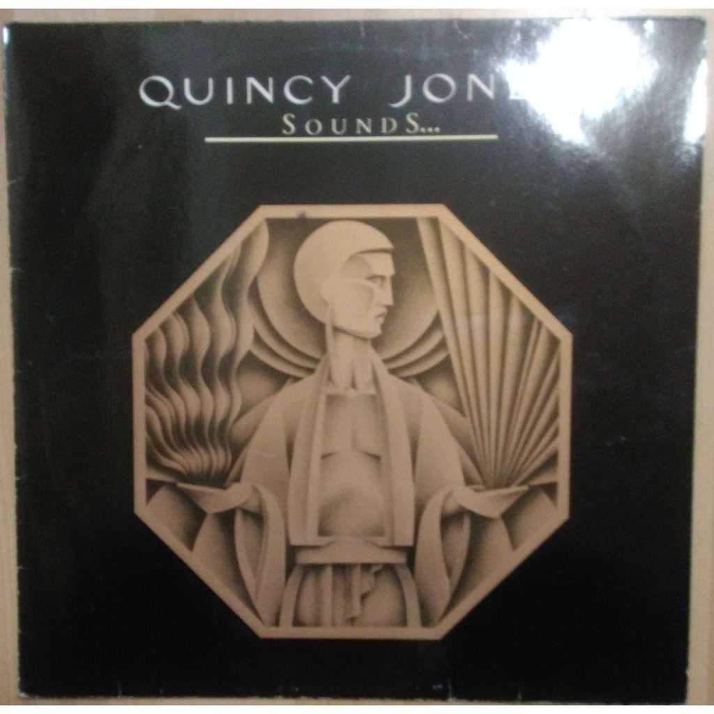 QUINCY JONES sounds....