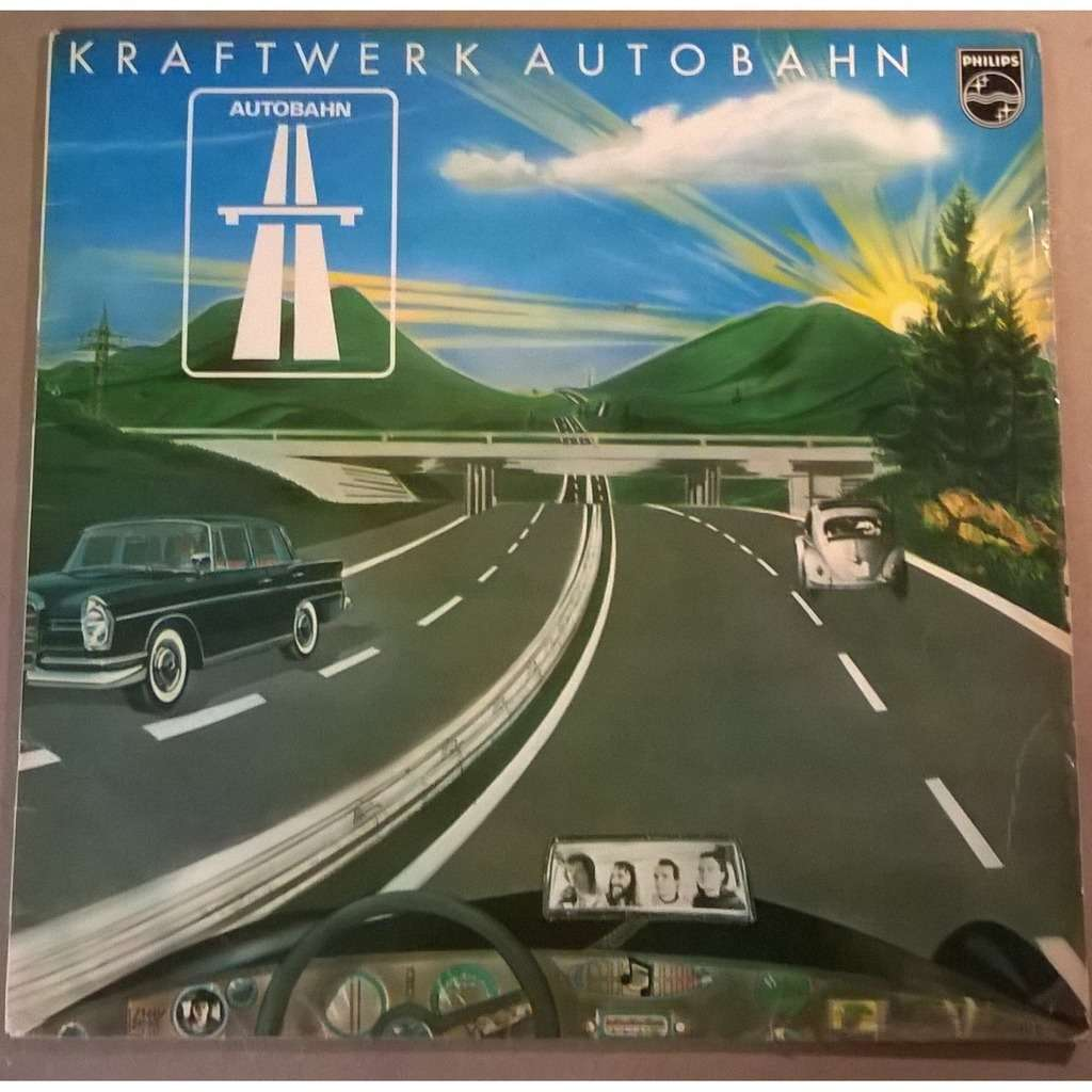 Autobahn By Kraftwerk Lp With Captaindiggin Ref 118952958