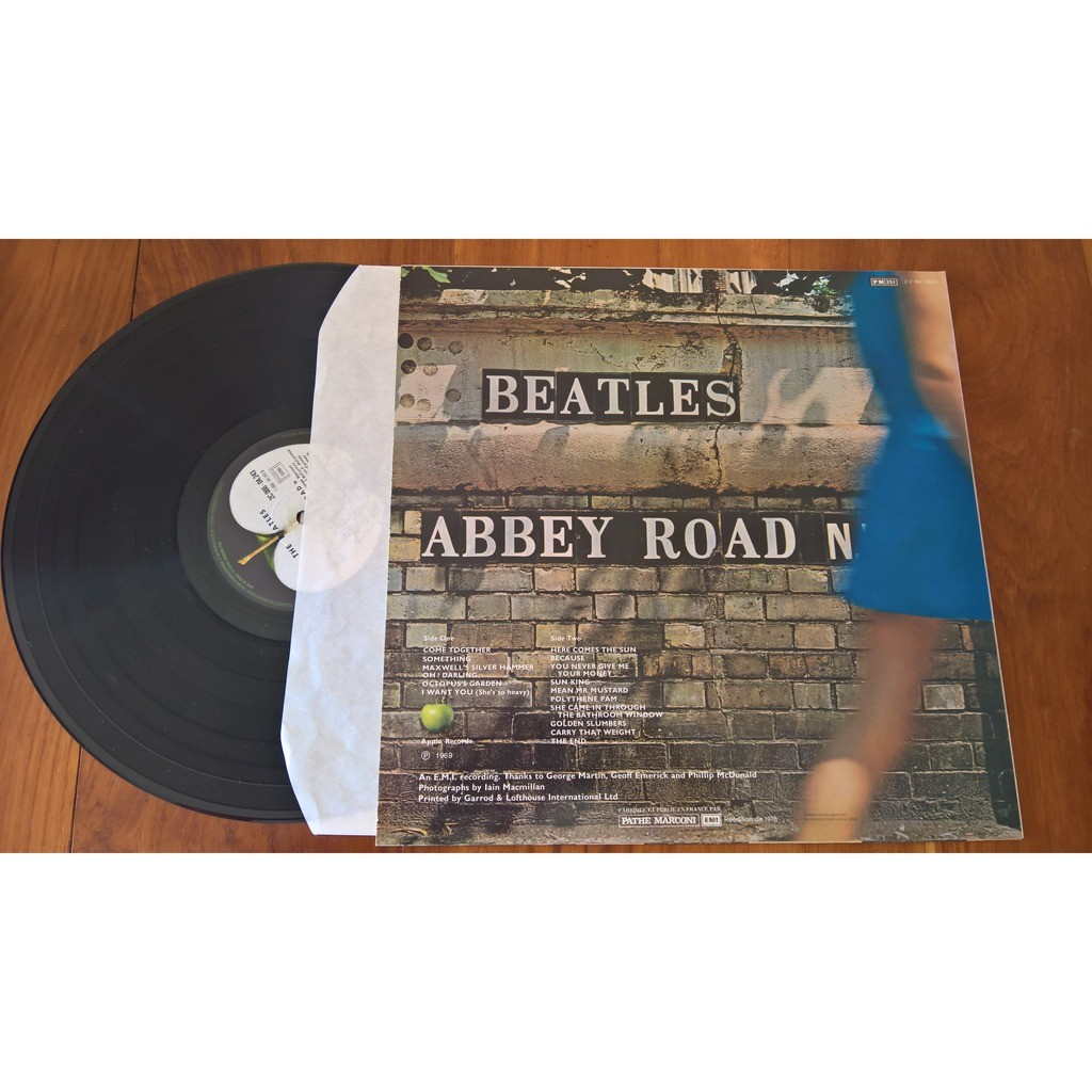 The Beatles Abbey Road (FRANCE)
