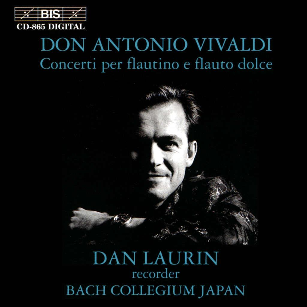 Vivaldi, Antonio Concerti per flautino e flauto dolce