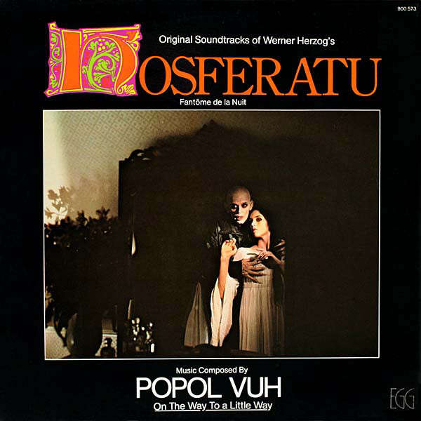 popol vuh nosferatu - On The Way To A Little Way (lp + free cd copy)