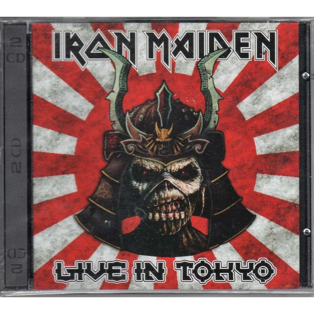 Iron maiden Live in Tokyo (Ryogoku Kokugikan Tokyo Japan 20.05.2016 etc.)