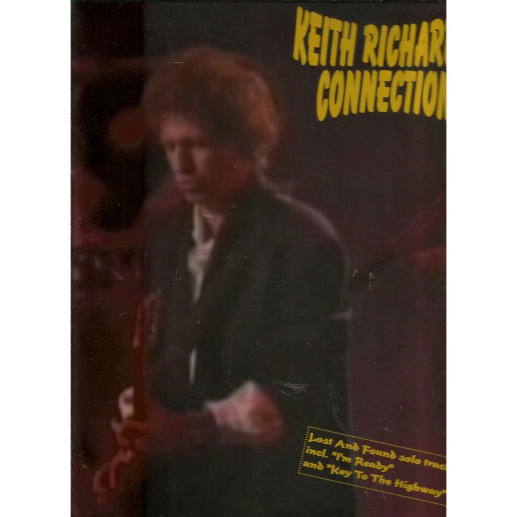 keith richards connection