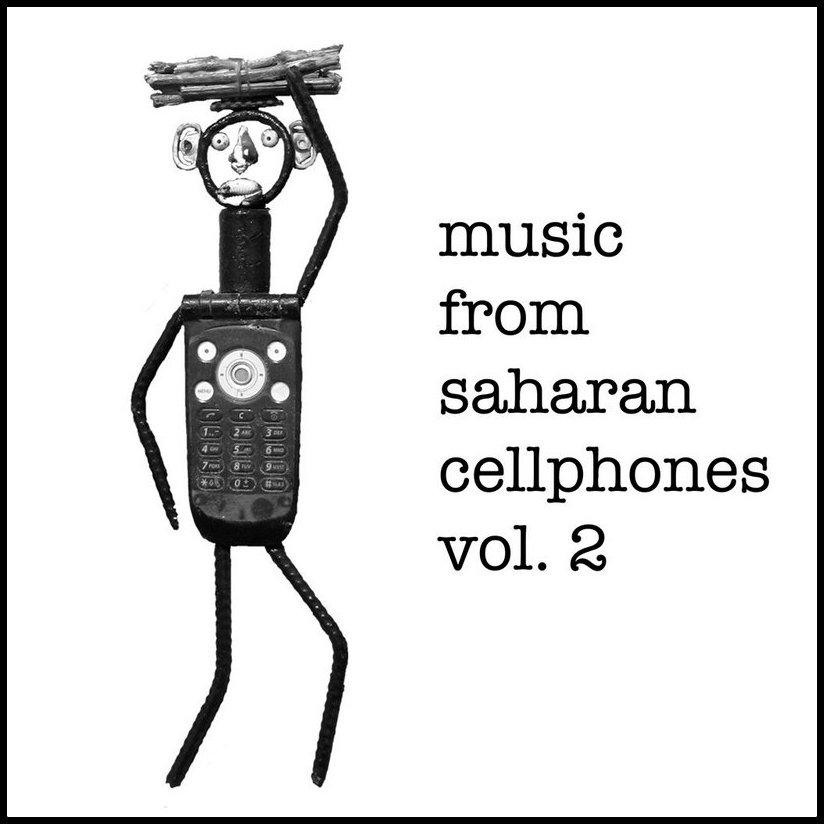 Music From Saharan Cellphones (various) Vol 2