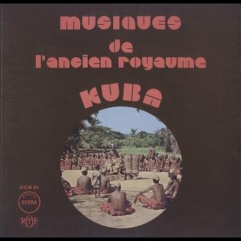 Congo, Kuba Musiques de l'ancien Royaume Kuba