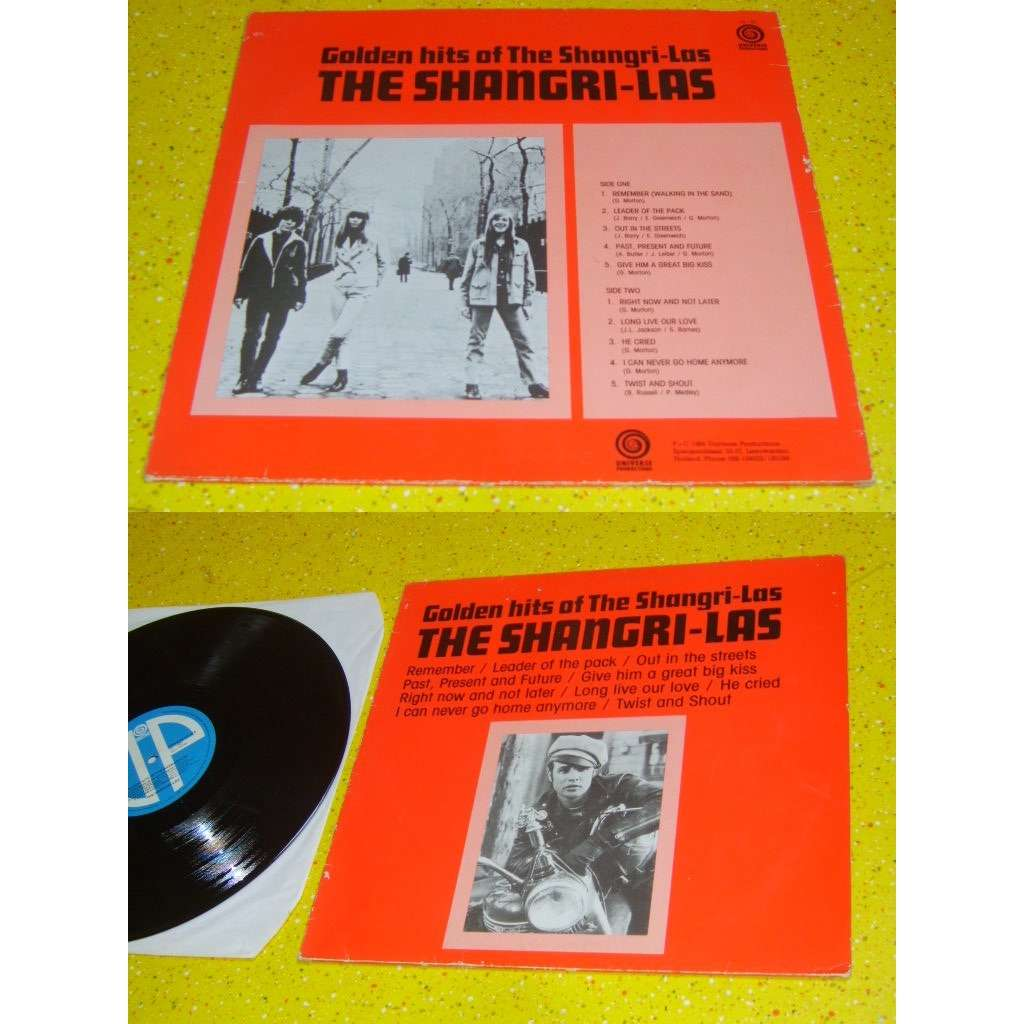 Shangri-Las, The Golden Hits Of The Shangri-Las