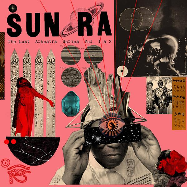 sun ra and his myth science solar arkestra the lost ark series vol.1&2