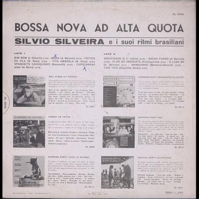 silvio silveira e i suoi ritmi brasiliani bossa nova ad alta quota
