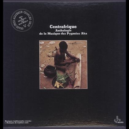 centrafrique pygmees aka, anthologie