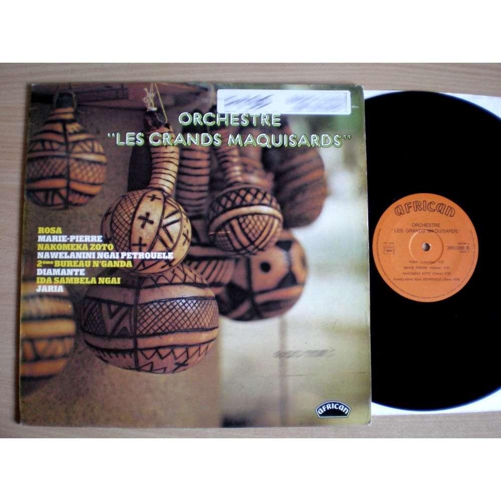 Orchestre Les Grands Maquisards S/t - Rosa