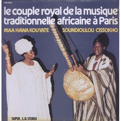 soundioulou cissokho, naa hawa kouyate le couple royal de la musique traditionnelle à paris