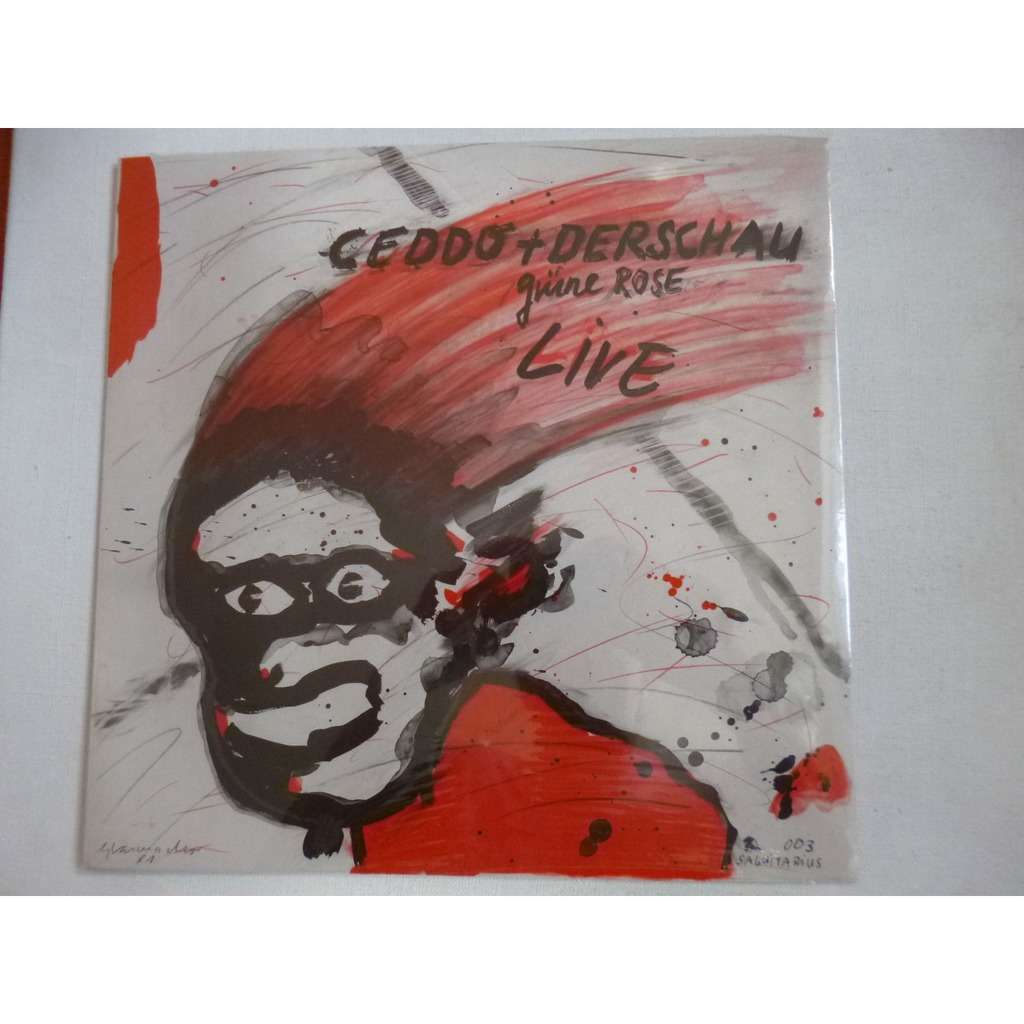 Ceddo & Christoph Derschau Grüne Rose Live
