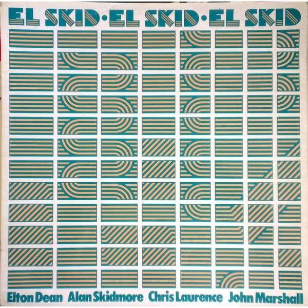 Elton Dean, Alan Skidmore, Chris Laurence, ... El Skid