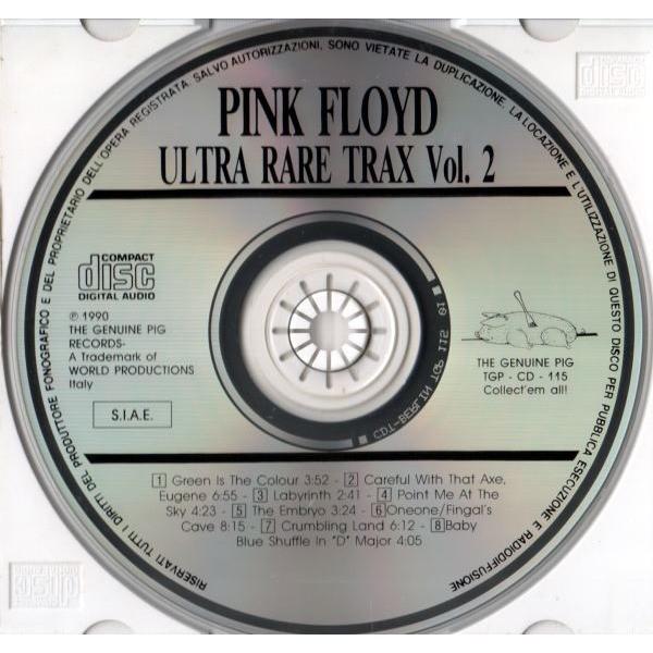 Pink Floyd Ultra Rare Trax Vol. 2
