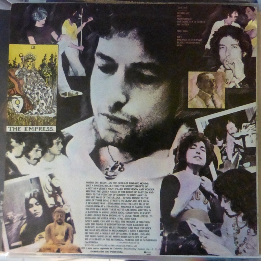 Desire By Bob Dylan Lp With Blackcircle Ref 860525160
