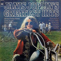 JANIS JOPLIN ‎ - Greatest Hits (lp) - 33T