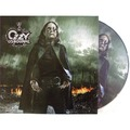 OZZY OSBOURNE - Black Rain (lp) Ltd Edit Pict-Disc With Sleeve -E.U - 33T