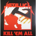 METALLICA ‎ - Kill 'Em All (lp) - 33T