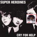 SUPER HEROINES - Cry For Help (lp) - 33T