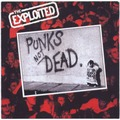 THE EXPLOITED - Punks Not Dead (lp) - 33T