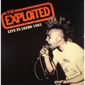 THE EXPLOITED ‎ - Live In Leeds 1983 (lp) - 33T