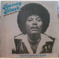 BASSEY BLACK AND THE NATTY MESSIAH - Someone to love - LP