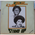 CARLOS & MIKI - Stand up - LP