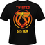 TWISTED SISTER - You Can't Stop Rock'n'Roll - T-shirt