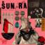 SUN RA AND HIS MYTH SCIENCE SOLAR ARKESTRA - the lost ark series vol.1&2 - 25 cm x 2