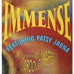 IMMENSE (feat. Patsy JAONA) comme un appel - 3mix
