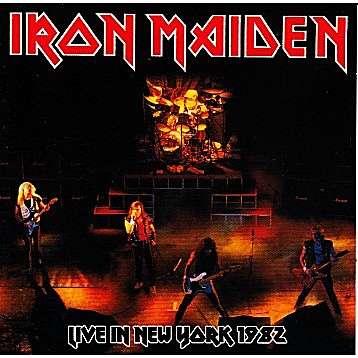 Iron Maiden Live In New York 1982