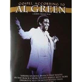 Green, Al GOSPEL ACCORDING TO AL GREEN