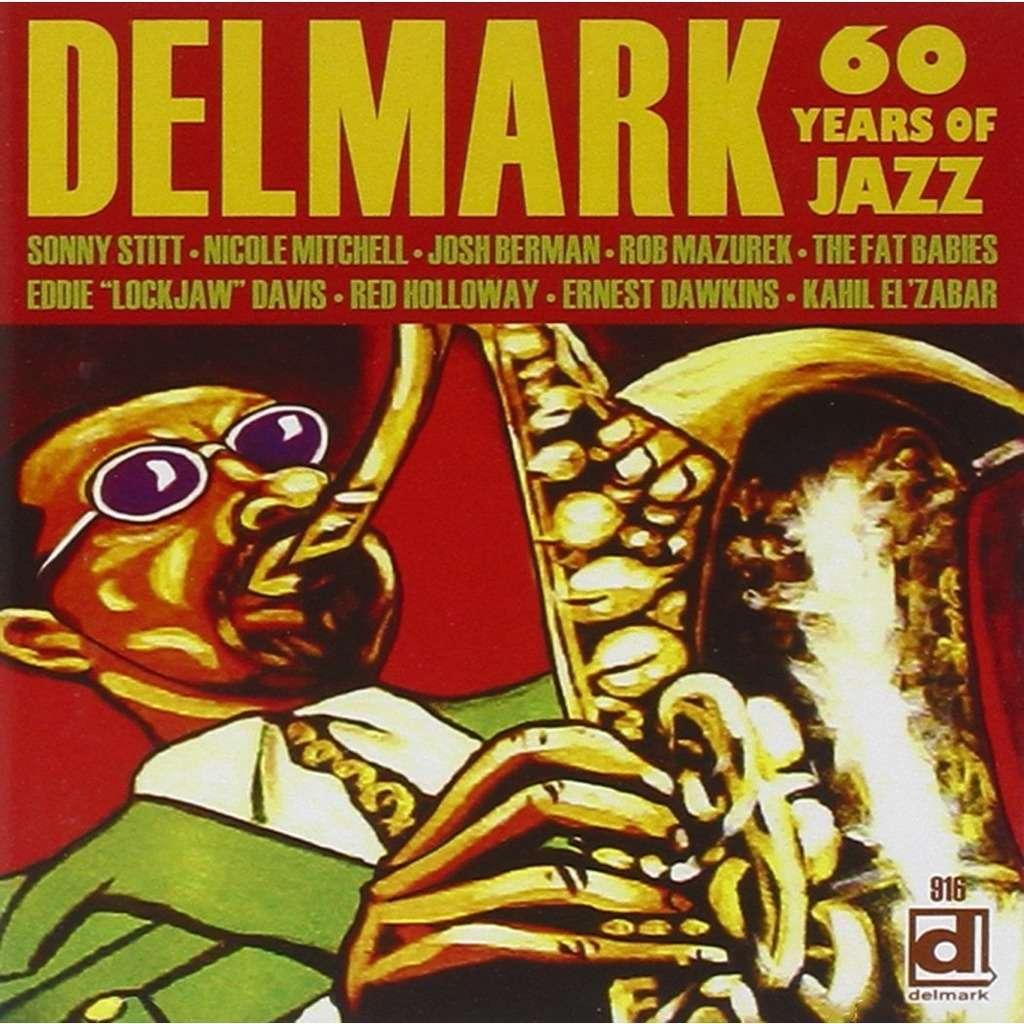 Dewey Jackson / Kahil El'Zabar's / Rob Mazurek     Delmark 60 Years Of Jazz