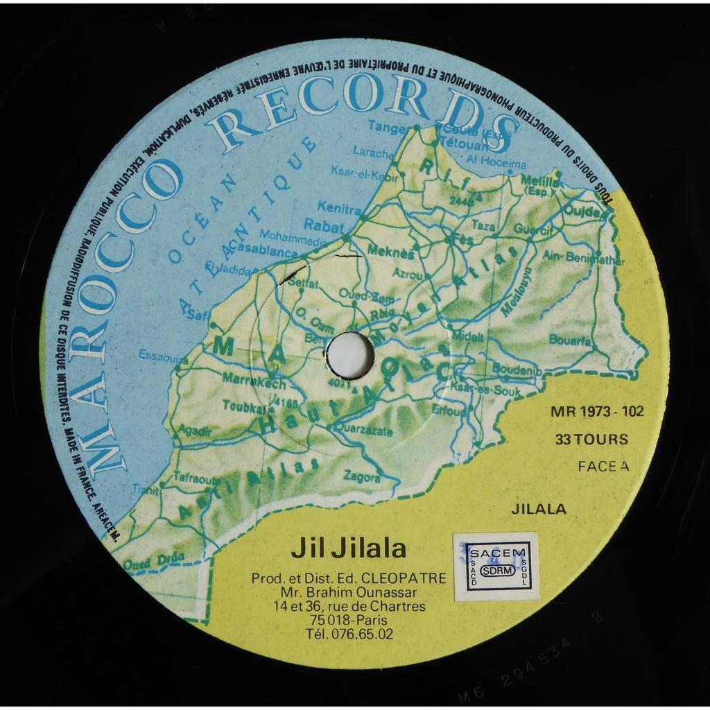 jil jilala Une Soirée Avec Jil Jilala A L'Olympia