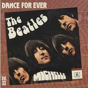 the beatles michelle / run for your life - serie dance for ever vol 33