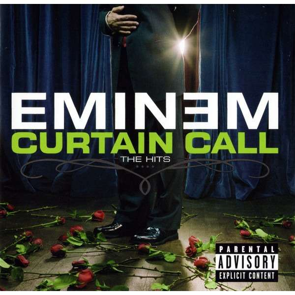 Eminem Curtain Call - The Hits