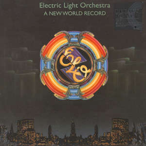 Electric Light Orchestra A New World Record ( 180 gr )