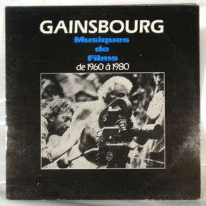Serge Gainsbourg Musiques De Films De 1960 ˆ 1980