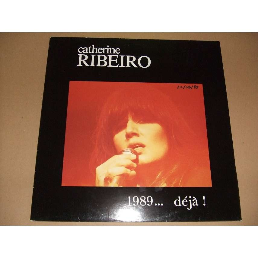 Catherine Ribeiro 1989... Déjà !