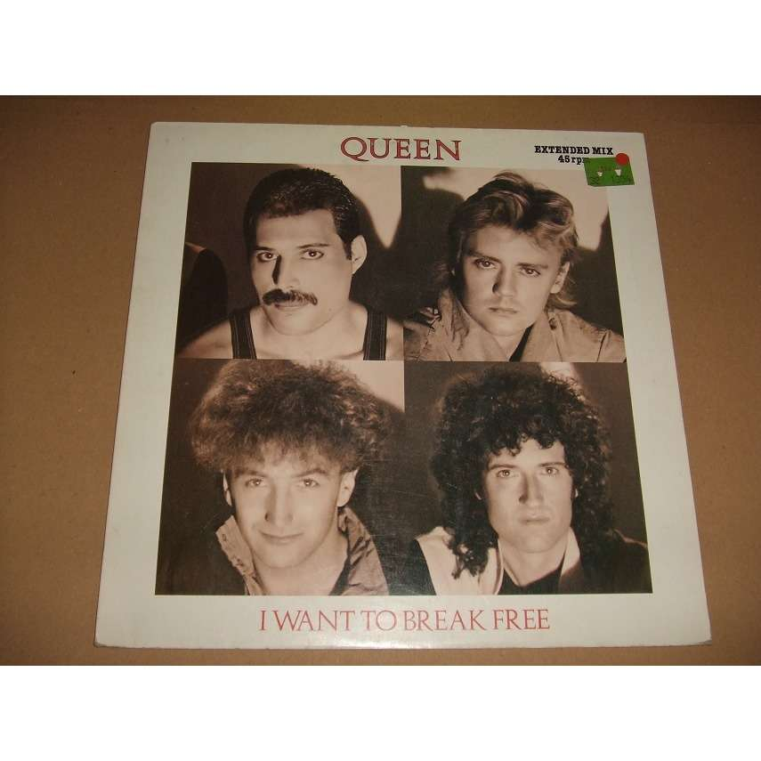 Queen I Want To Break Free (Extended Mix)