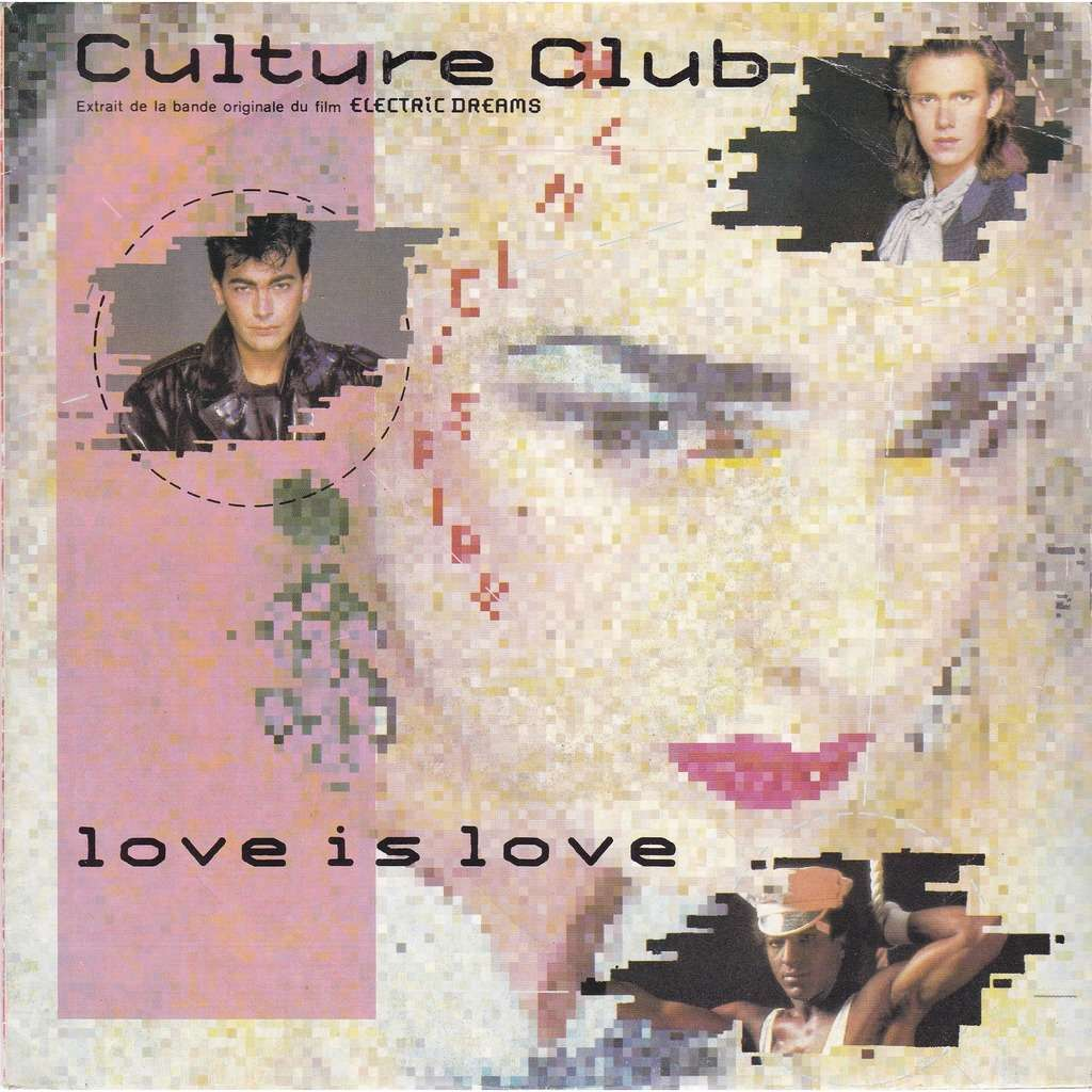 CULTURE CLUB Love is love
