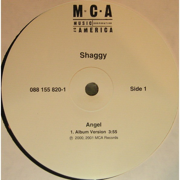 Shaggy Angel