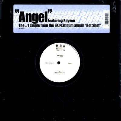 Shaggy Angel