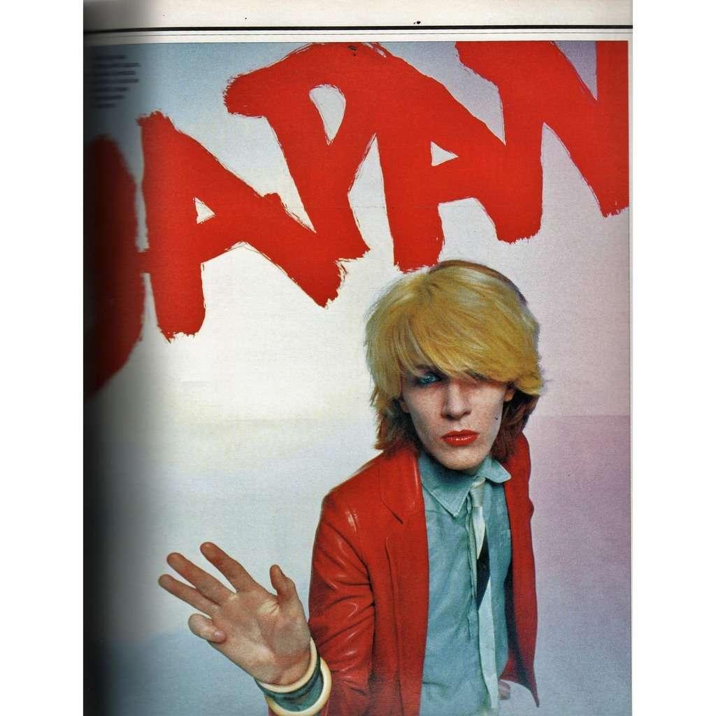 Japan Rolling Stone (Jan 2006) (Italian 2006 deluxe music magazine)