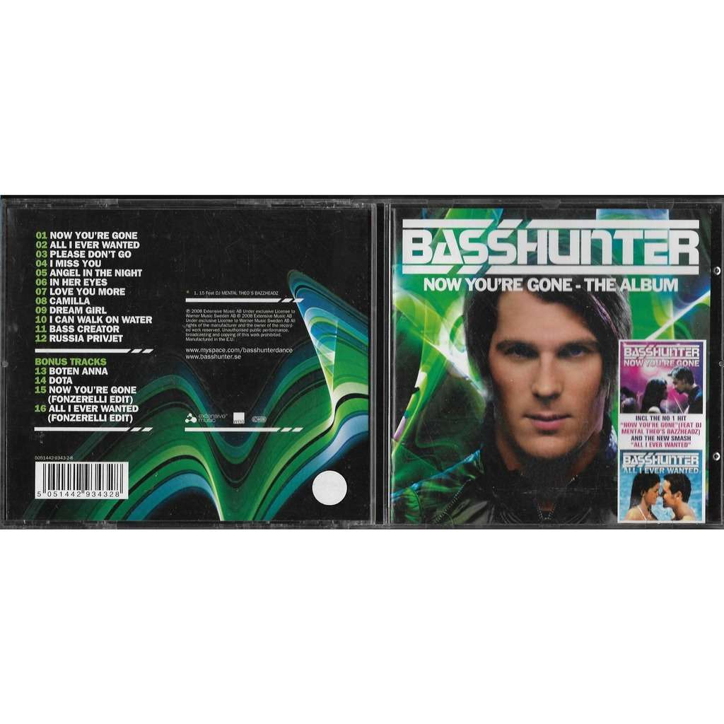 cds basshunter