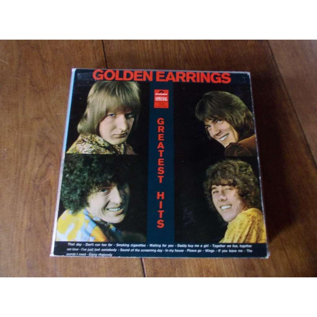 golden earrings Greatest hits